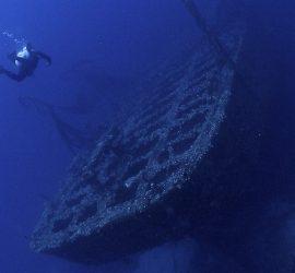 aegean wreck